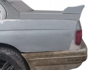 BMW E30 M3 Raised Boot Lid with Spoiler