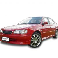 Toyota Corolla RXI Full Body Kit