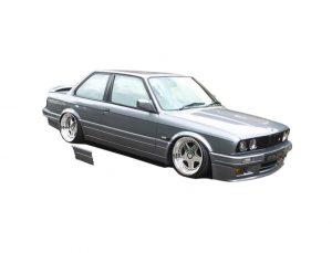 BMW E30 325is 2-Door RH Rear Fender Trim