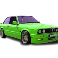 BMW E30 325is Full Fibreglass Kit