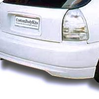Honda Civic Rear Bumper