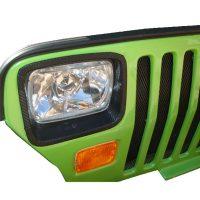 CJ5 CJ7 Headlight Trims