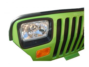 CJ5 CJ7 Headlight Trims