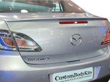 Mazda 6 MKII GH1 (2007-2011) Flush Boot Spoiler