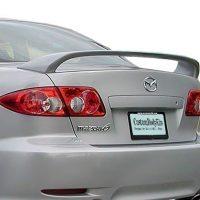 Mazda 6 MKII GH1 (2007-2011) High Boot Spoiler