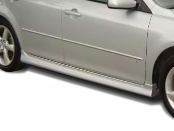Mazda 6 MKII GH1 (2007-2011) Side Skirts