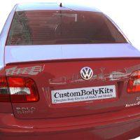 VW Polo 9N ruler style boot lip
