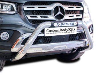 Mercedes X-Class Nudge Bar