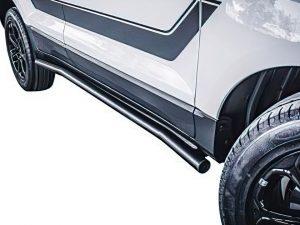 Ford EcoSport 2016+ Side Bars Black