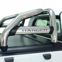 Ranger DC 2016+ Sports Bar Stainless Steel & 218 Securi-Lid