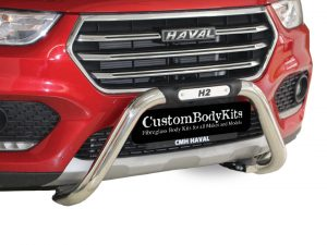 Haval H2 2020+ Nudge Bar Stainless Steel
