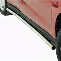 Haval H2 Facelift 2020+ Side Bars Stainless Steel