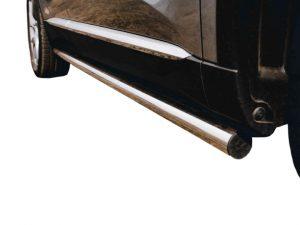 Haval H6 Facelift 2021+ Side Bars Stainless Steel