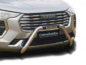 Haval Jolion 2021+ Nudge Bar Stainless Steel