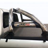 JAC T8 2020+ Rollbar (Sports Bar) Stainless Steel