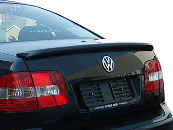 VW POLO Classic 9N3 Sedan Boot spoiler 2