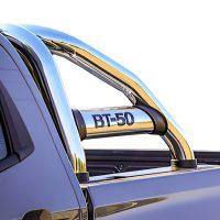 Mazda BT50 Facelift 2021+ Sports Bar Stainless Steel